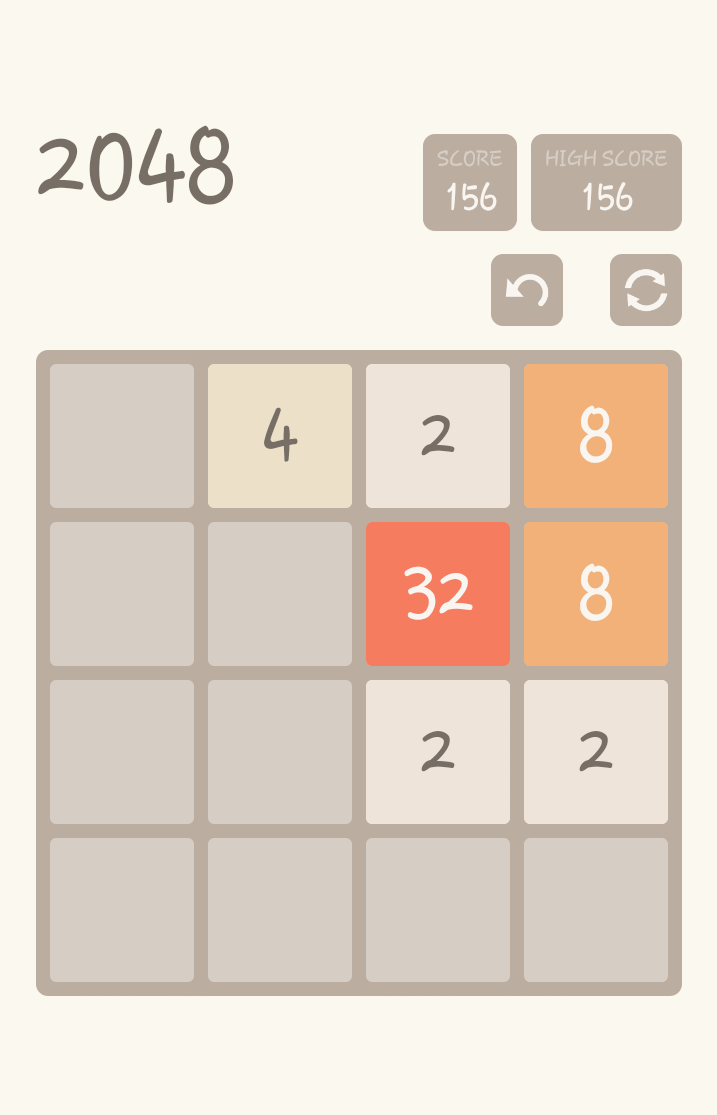 2048 gameplay guide
