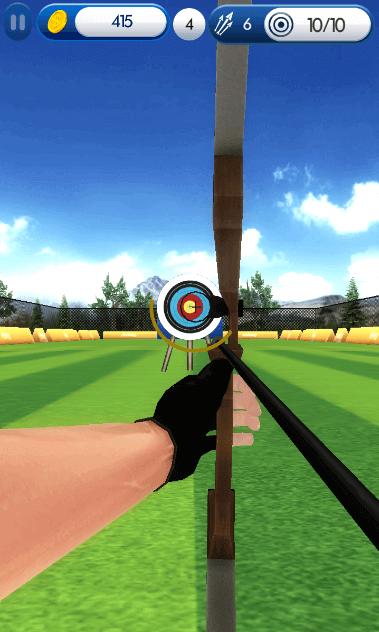3d archery shoots