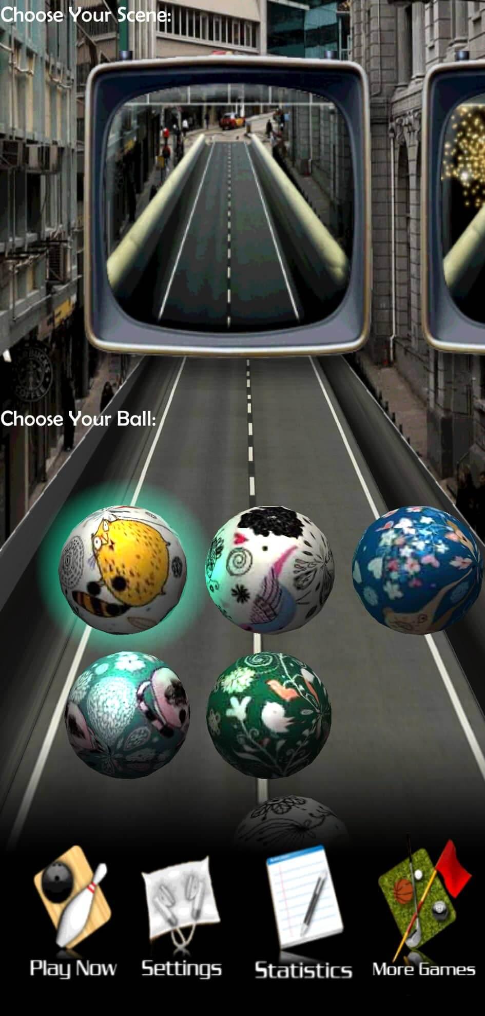 3d Bowling Online