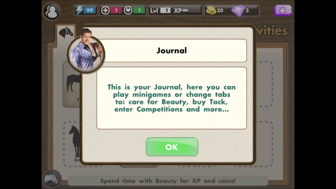 My Horse Read The Journal