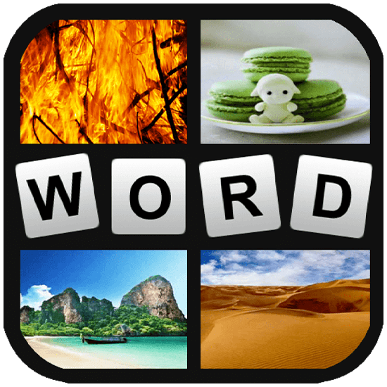4 Pics 1 Word Images in One Word