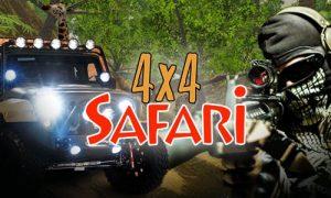 Play 4×4 Safari on PC