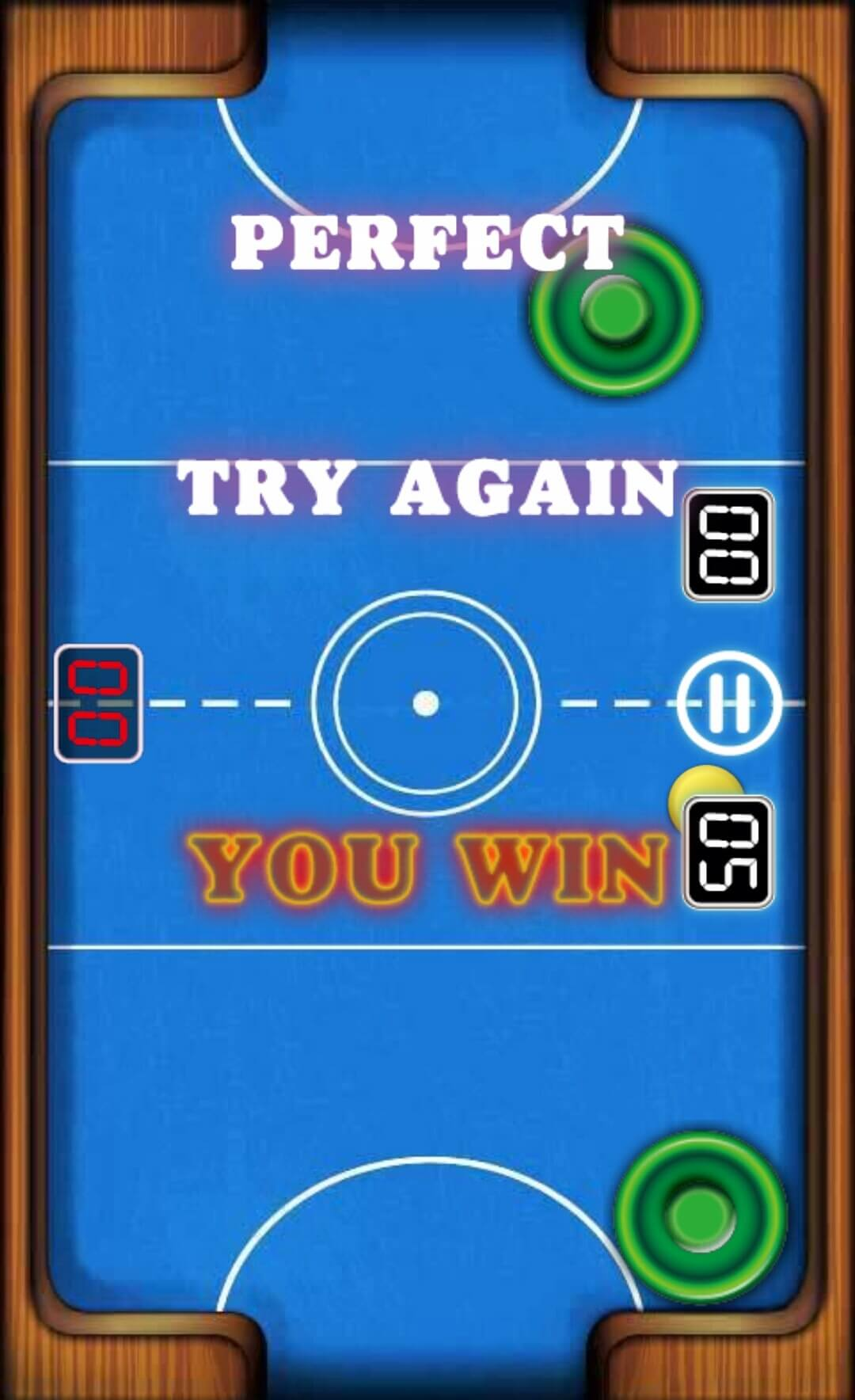 Air hockey deluxe free