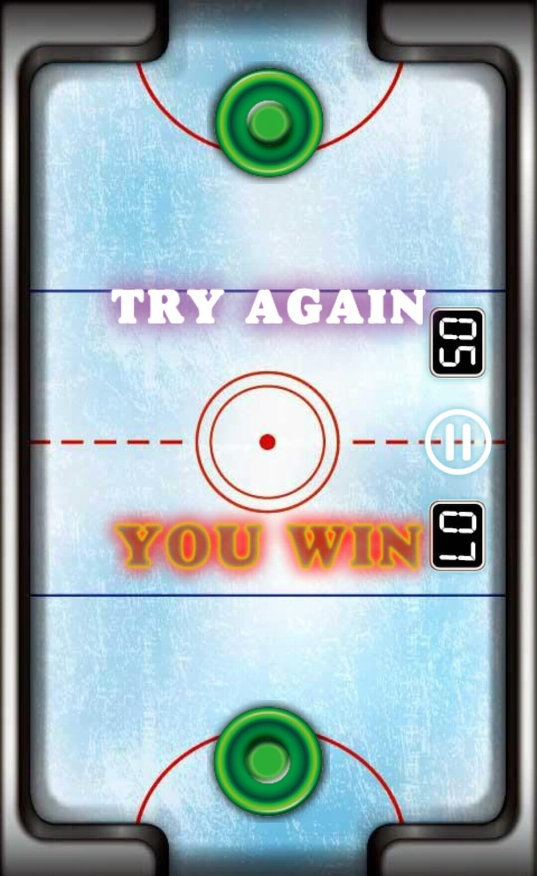Air hockey deluxe hacks