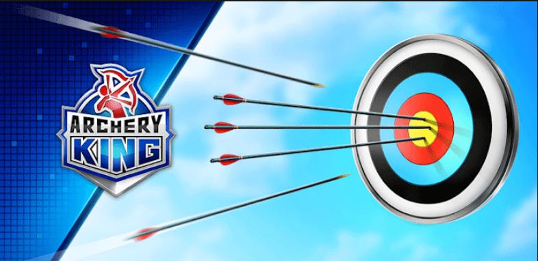 Archery King Flying Arrows