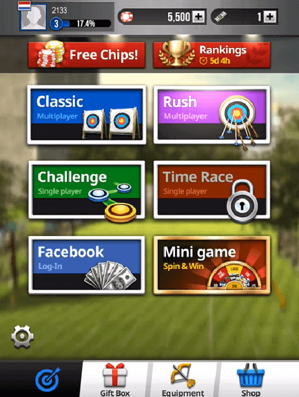 Archery King Game Modes