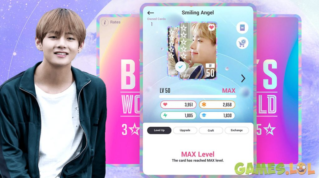 BTS World Kpop Games