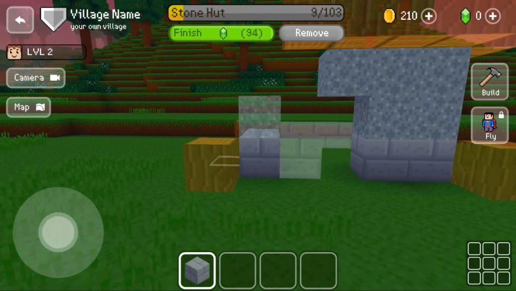 Block Craft Game