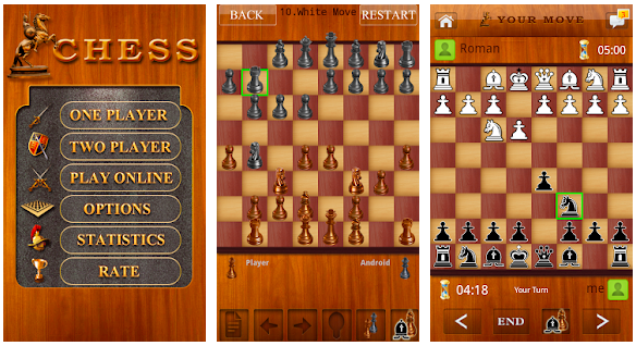 Chess Live how to play