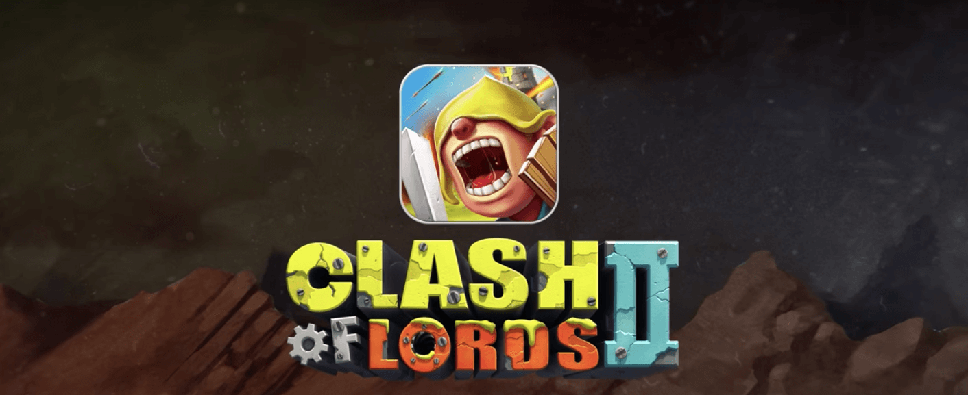 Clash of Lords 2 Screaming Warrior