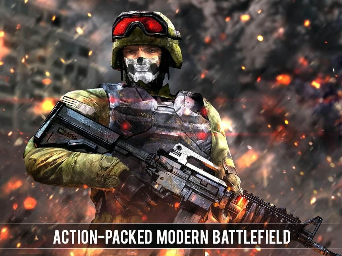 Dead Invaders counter terrorist full armored