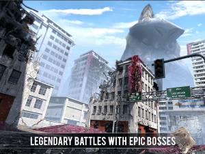 Dead Invaders alien appeared boss fight
