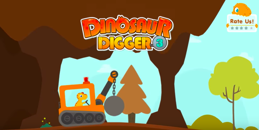 dinosaur differ 3 wrecking ball