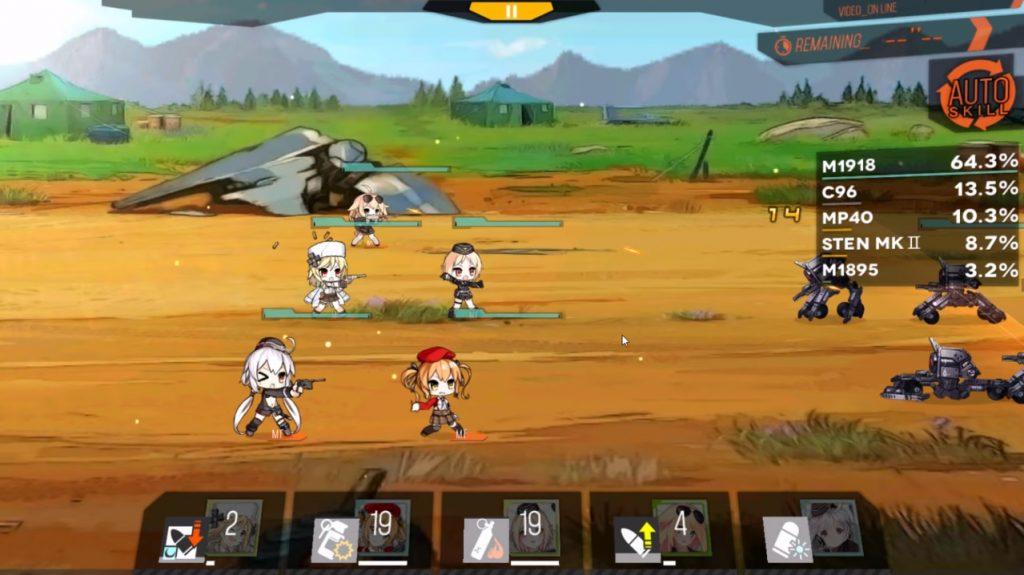 Girls Frontline Battle 1024x575