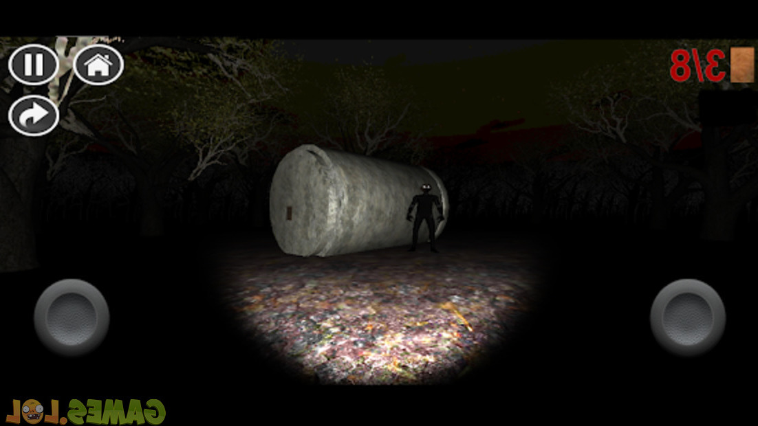 Horror Forest 3D 49228 fun 14621