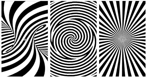 Illusion game features