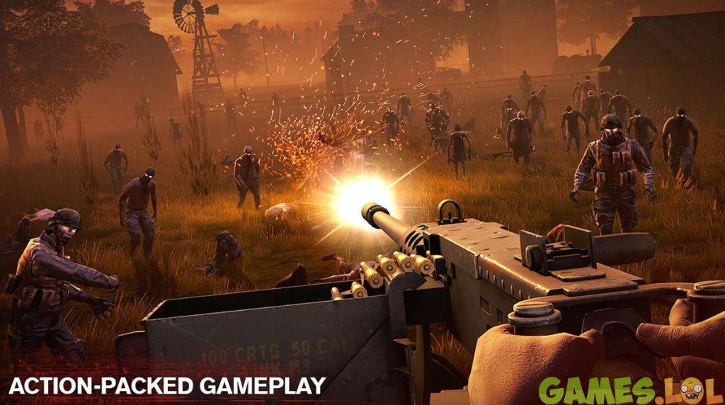 Into the Dead - Zombie Survival Games