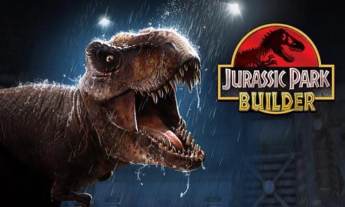 Jurassic Park™ Builder dinosaurs