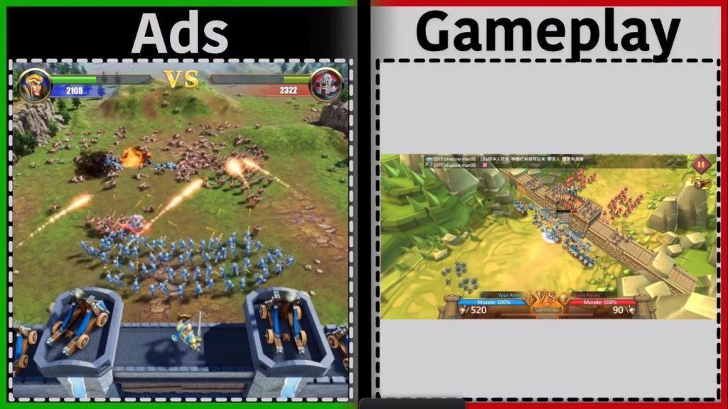Lords Mobile Comparison