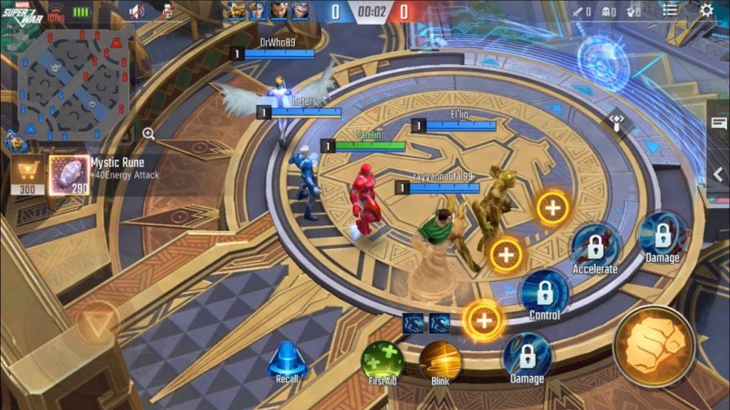 Marvel Super War Nexus