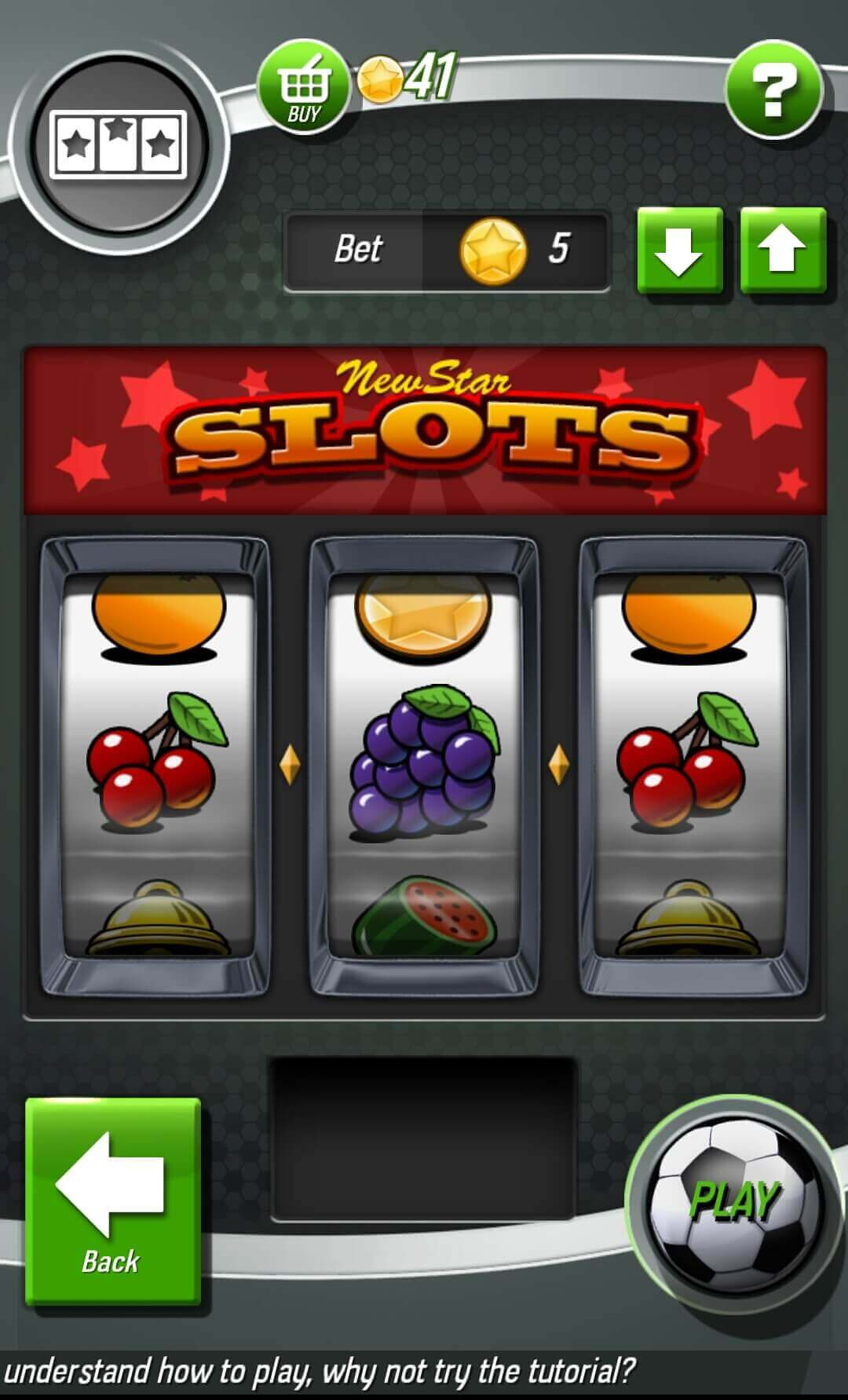 New Star Soccer Slots
