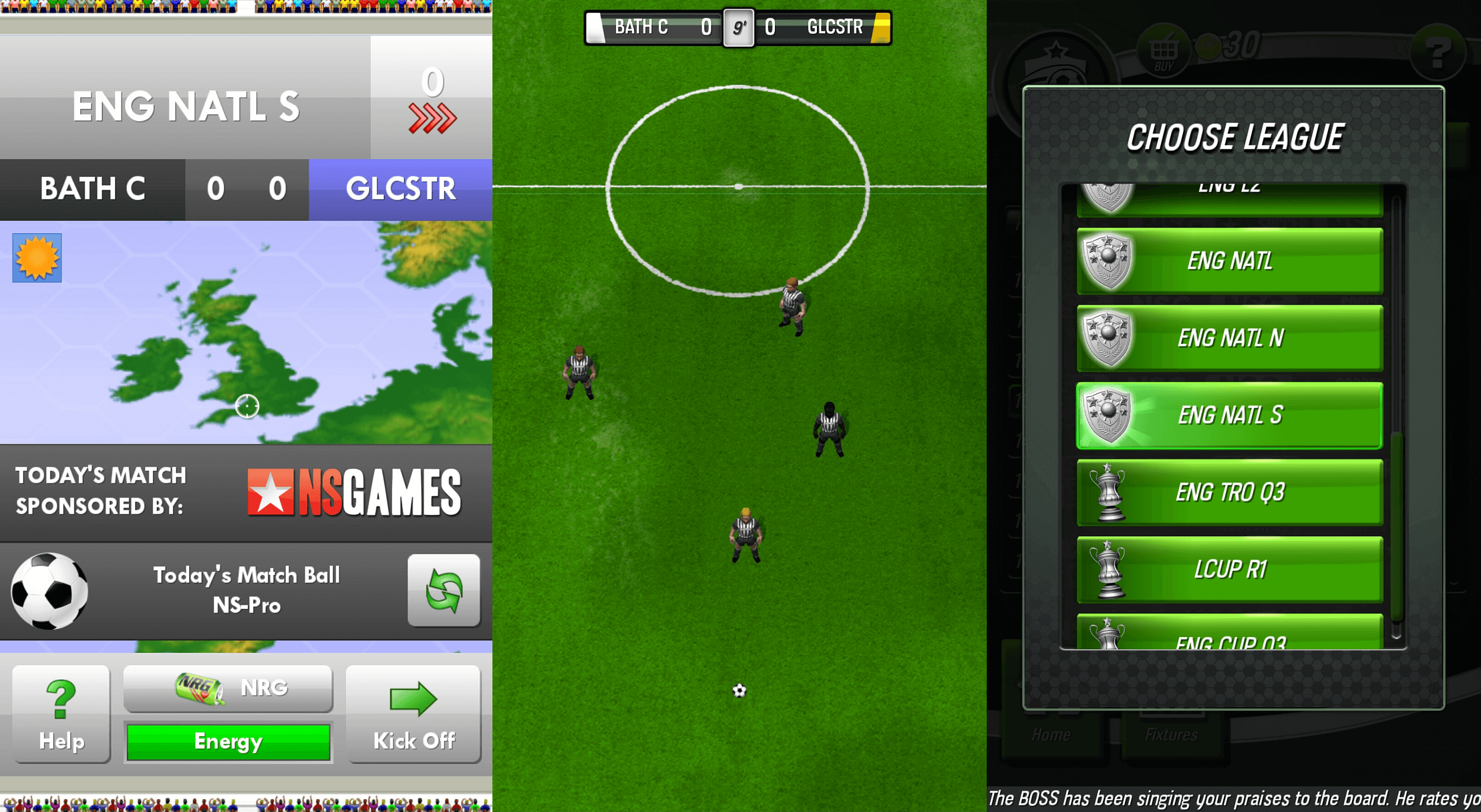 New Star Soccer Game Features