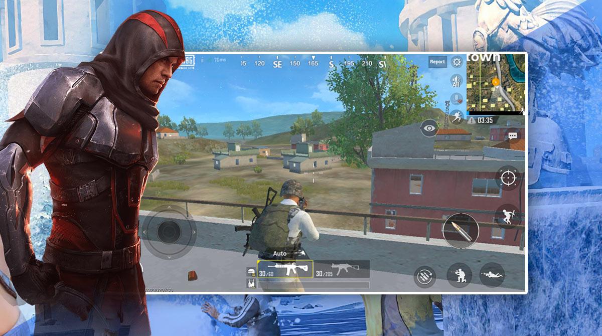 PUBG MOBILE LITE red hood