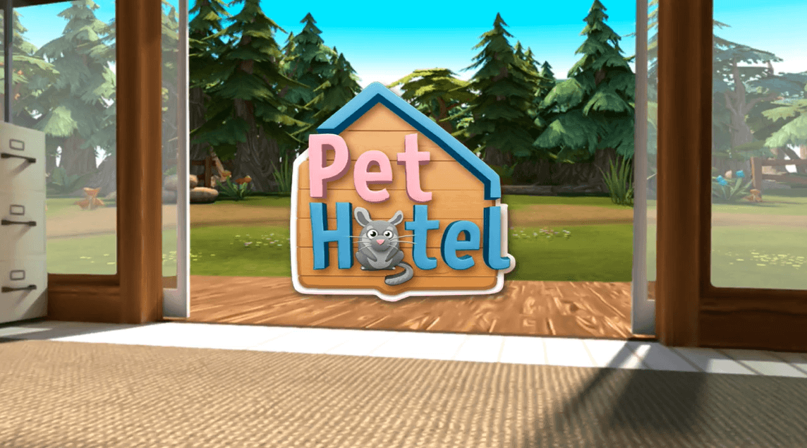Pet Hotel Outside View