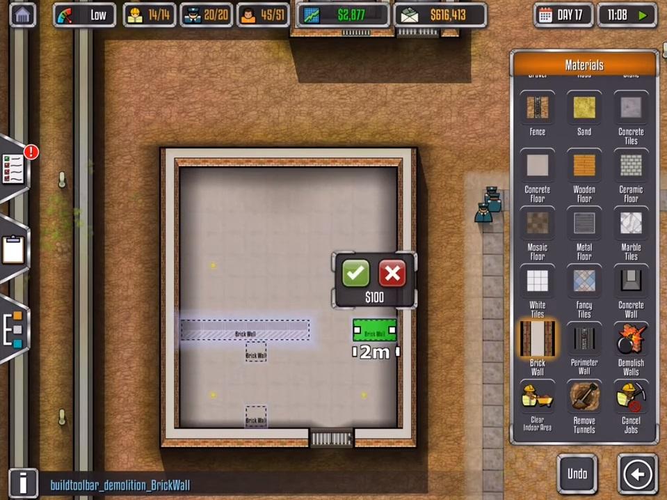 Prison Architect Build Prison