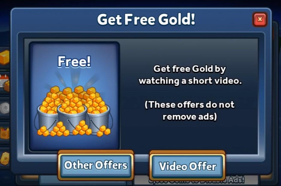 Restaurant Dash Get The Free Gold