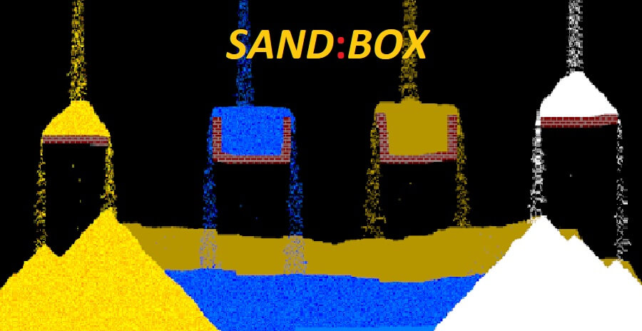 Sand box pc