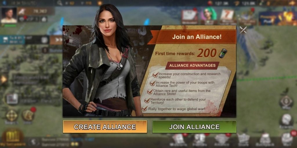 State of Survival Join Alliance