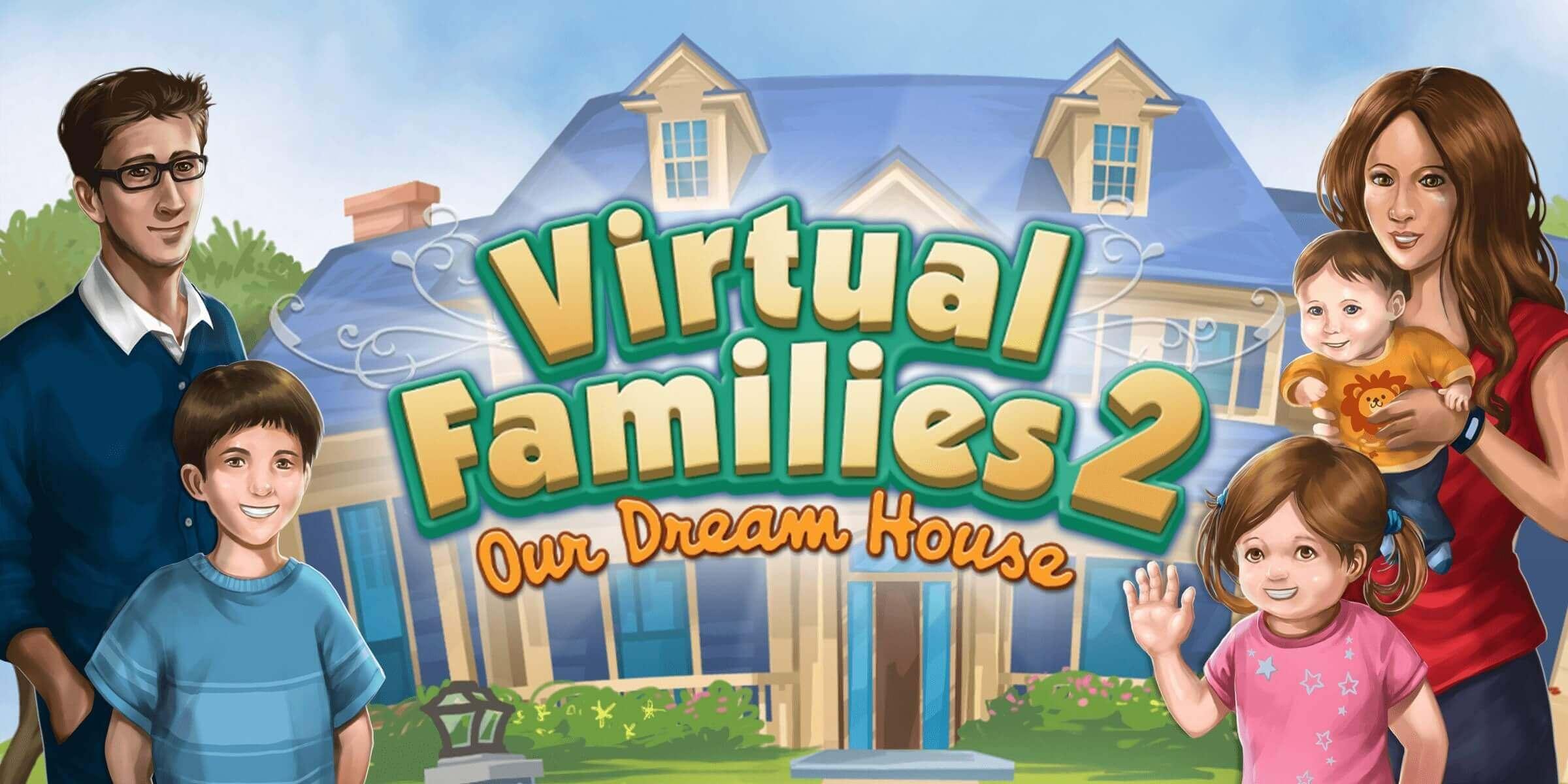 Virtual Families 2 pc