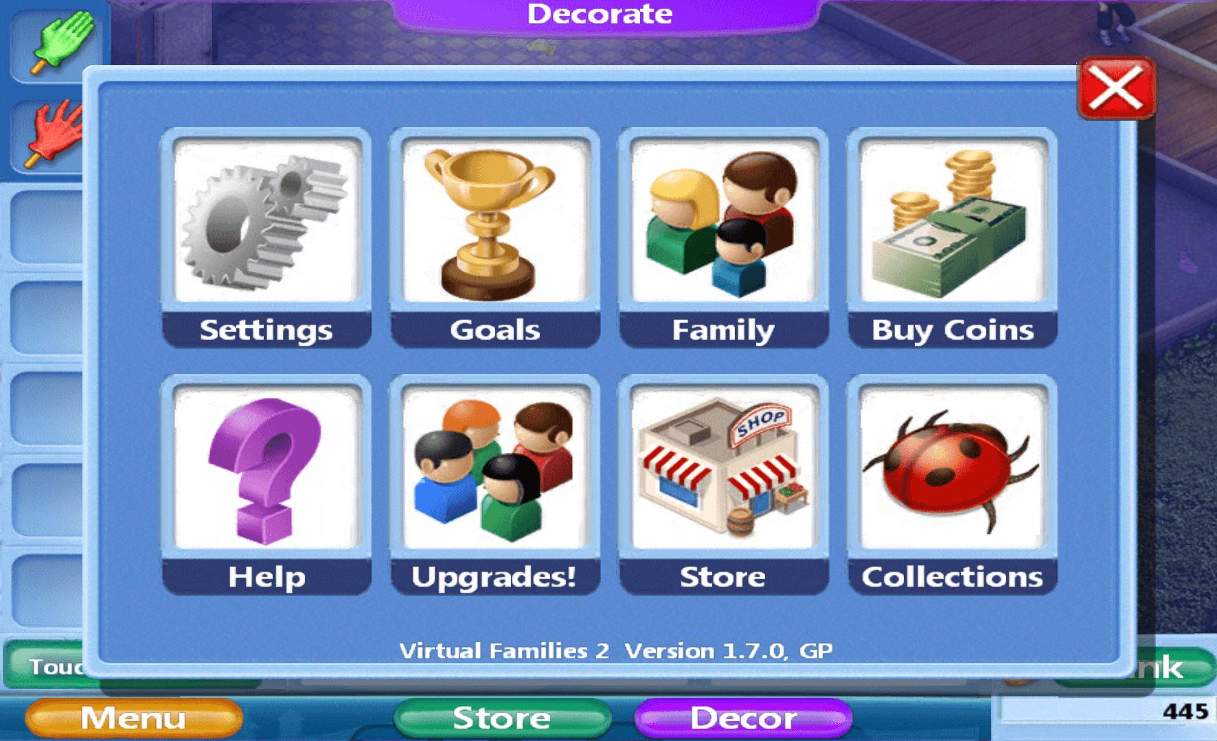 Virtual families 2 free