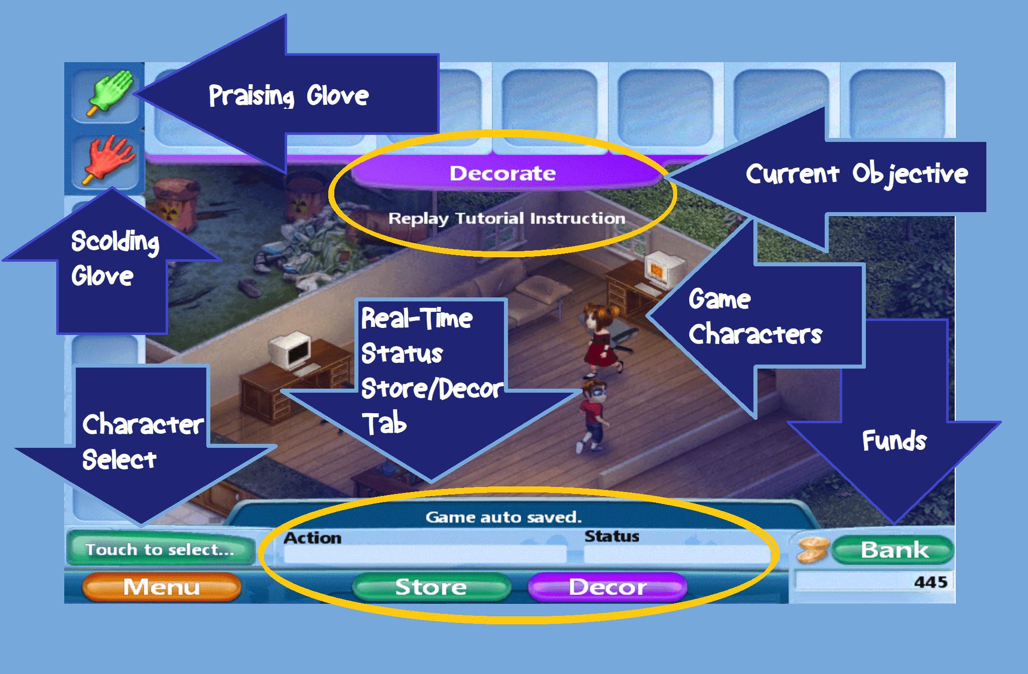 Virtual families 2 game