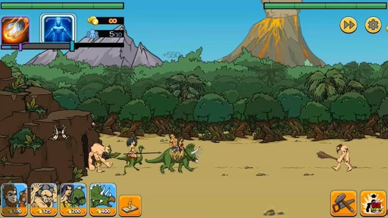 Age of War 2 Gameplay