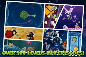 angry birds space 9 episodes