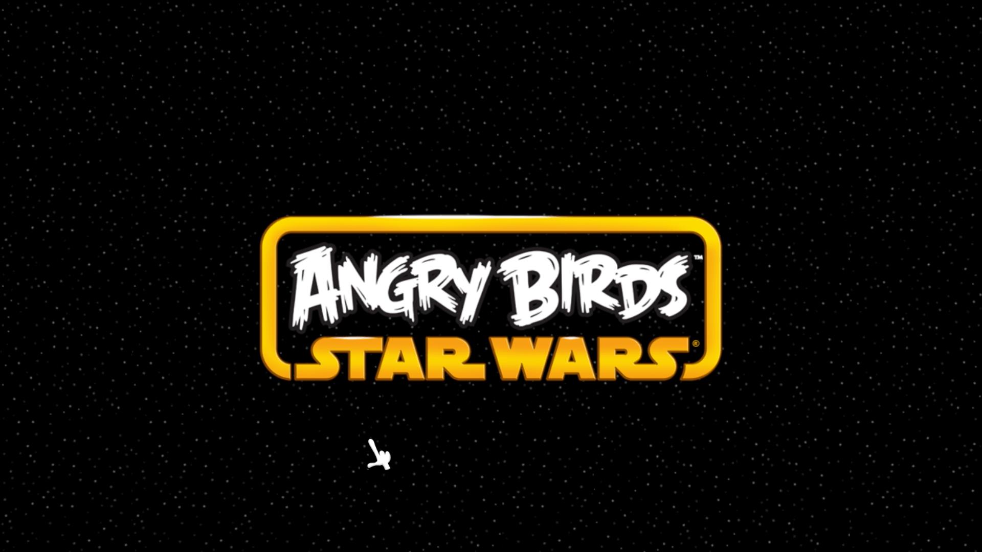 Angry Birds Star Wars Far Far Away