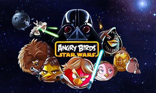 Play Angry Birds Star Wars on PC