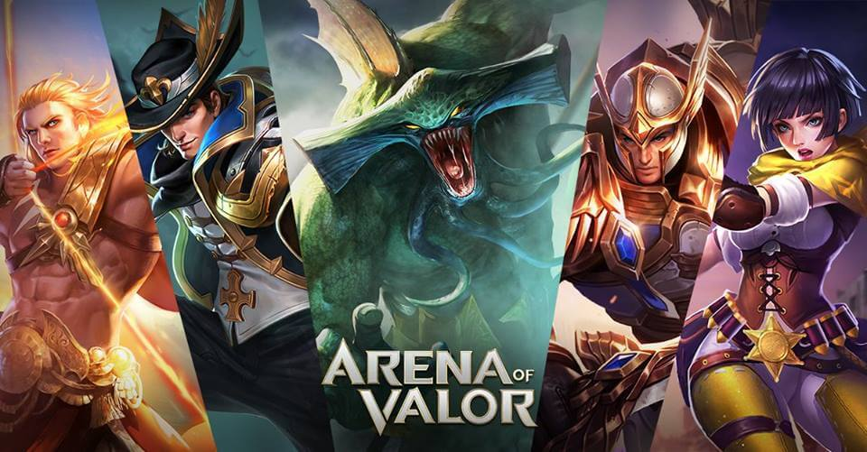 aov arena of valor play pc download