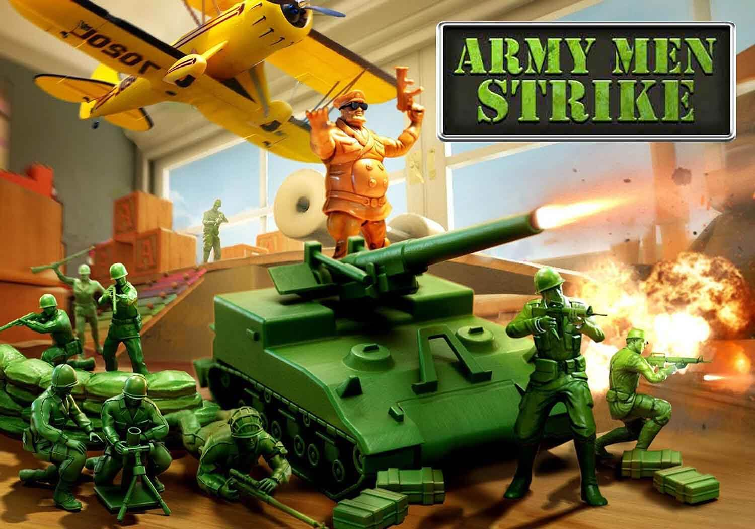 Army Men Strike Game Free Download