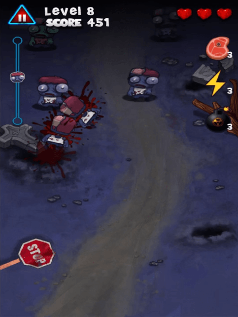 atomic zombie smasher
