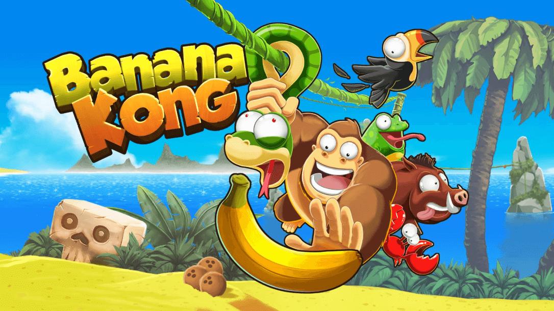 banana kong chase