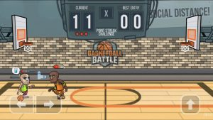 Basketball Battle 1 vs 1
