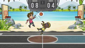 Basketball Battle Block