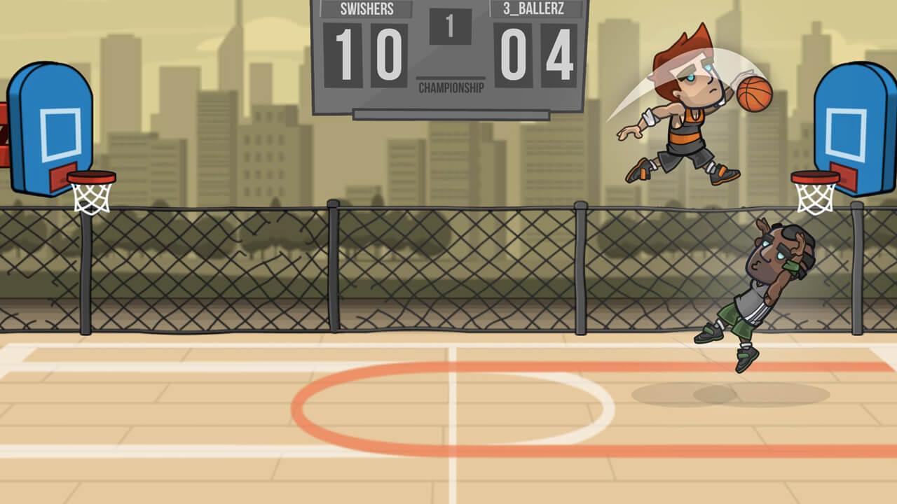 Basketball Battle Dunk