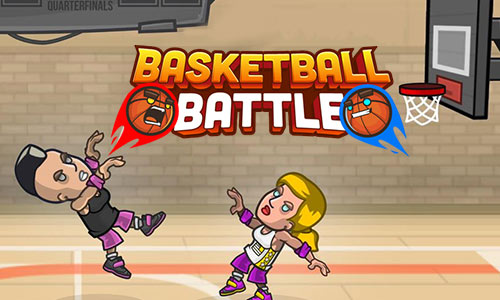 Play Basketball Battle on PC