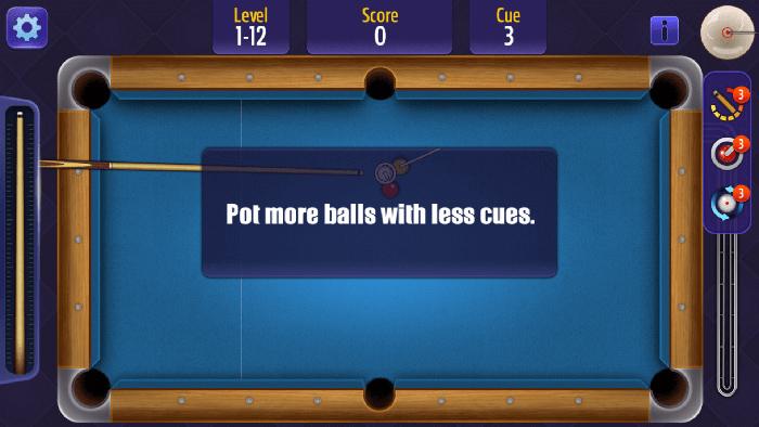 Billiards Pot Balls