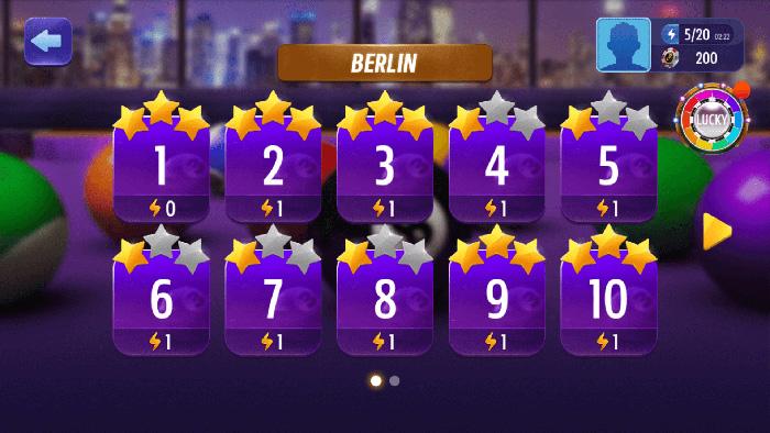 Billiards Berlin Mission