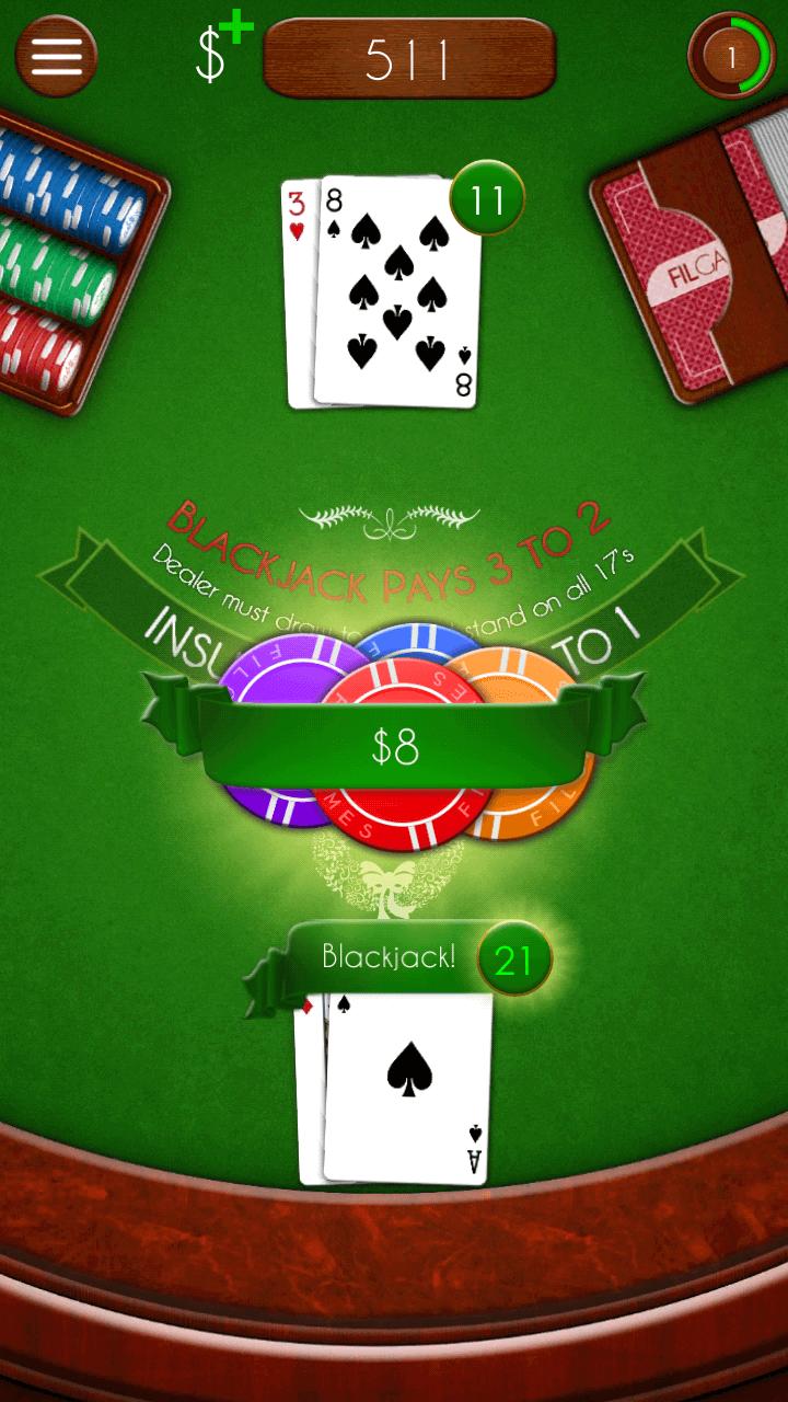 blackjack tips tricks